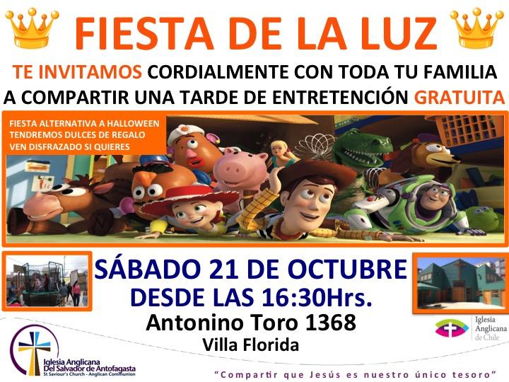FIESTA DE LA LUZ 2017