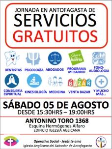 Operativo Social IASA 2017