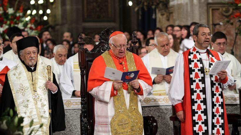 Tedeum Ecuménico Fiestas Patrias