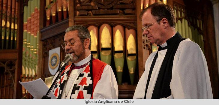 Obispos Anglicanos